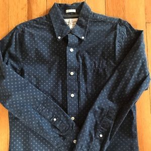 Men's Abercrombie S Button Shirt